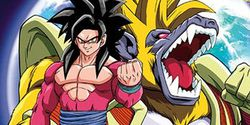 Dragon Ball Super Sayan 4
