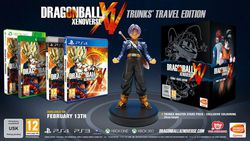 Dragon Ball Xenoverse - collector
