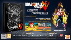 Dragon Ball Xenoverse - precommande