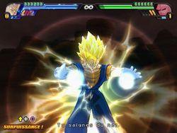 Dragon Ball Z : Budokai Tenkaichi 3   12
