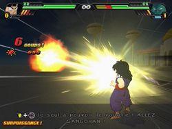 Dragon Ball Z : Budokai Tenkaichi 3   22