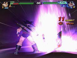 Dragon Ball Z : Budokai Tenkaichi 3   25