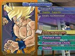 Dragon Ball Z : Budokai Tenkaichi 3   7
