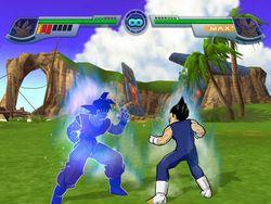Dragon Ball Z Infinite World   Image 1