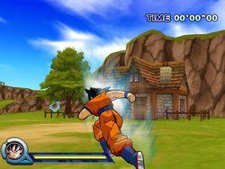 Dragon Ball Z Infinite World   Image 4