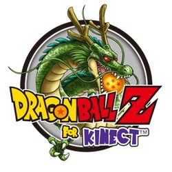 Dragon Ball Z Kinect - logo