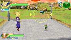 Dragon Ball Z Tenkaichi Tag Team - 1