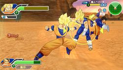 Dragon Ball Z Tenkaichi Tag Team - 24