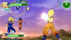 Dragon Ball Z Tenkaichi Tag Team - 25