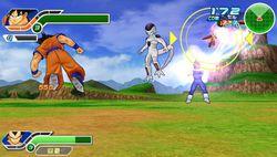 Dragon Ball Z Tenkaichi Tag Team - 27