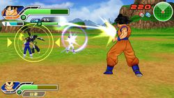 Dragon Ball Z Tenkaichi Tag Team - 28