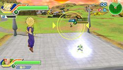 Dragon Ball Z Tenkaichi Tag Team - 2