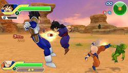Dragon Ball Z Tenkaichi Tag Team (2)