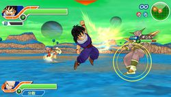 Dragon Ball Z : Tenkaichi Tag Team - 4