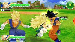 Dragon Ball Z Tenkaichi Tag Team (9)
