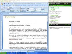 Dragon NaturallySpeaking 11 Premium screen 2