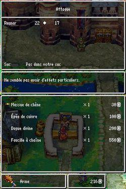Dragon Quest Épopée des Élus   18