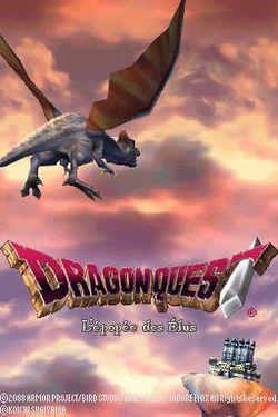 Dragon Quest Épopée des Élus - 1
