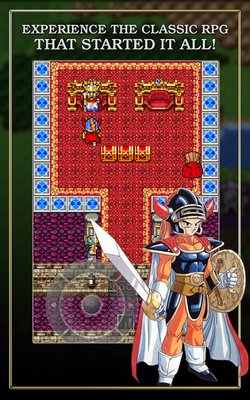Dragon Quest I - iOS Android - 3