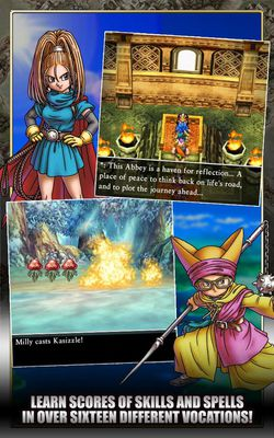 Dragon Quest VI mobile - 3