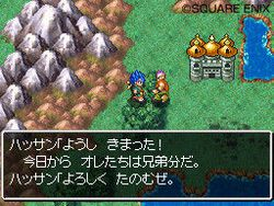 Dragon Quest VI : Realms of Reverie - 17