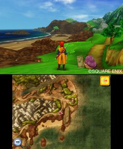 Dragon Quest VIII 3DS - 1