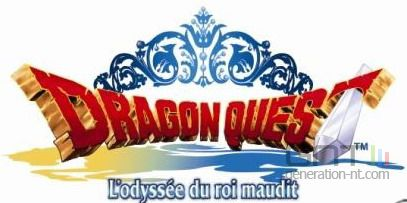 Dragon quest viii logo
