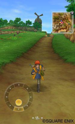 Dragon Quest VIII mobile - 2
