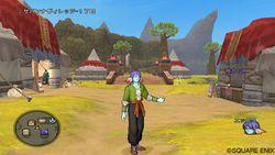 Dragon Quest X - 1