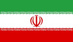 drapeau de l'Iran