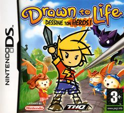 Drawn to life packshot