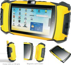 DreamBook R7 Rugged Tablet
