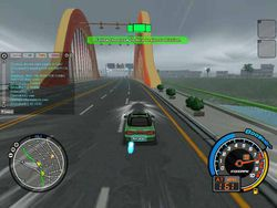 Drift City screen 1