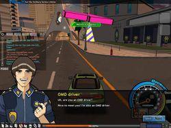 Drift City screen 2