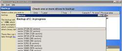 DriveImage XML screen1