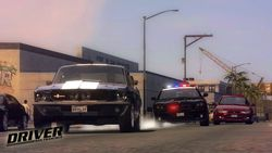 Driver : San Francisco - 5