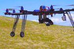 drone arme à feu