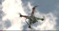 drone Florida campus
