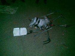 Drone meth