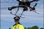 drone surveillance police merseyside angleterre