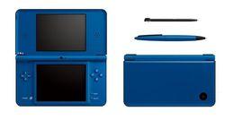 DSI XL bleu