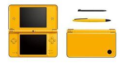 DSI XL jaune