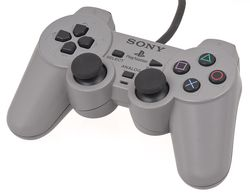 DualShock PlayStation