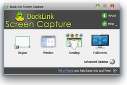 DuckLink screen1