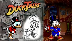 DuckTales Remastered - artwork