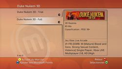 Duke Nukem 3D XBLA   Image 1