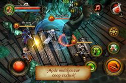 Dungeon Hunter 2 iOS 01