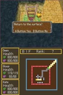 Dungeon Maker DS   Image 4