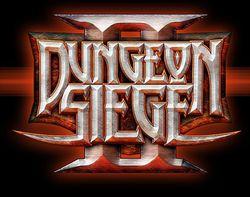 Dungeon Siege II logo