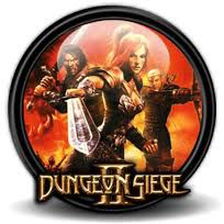 Dungeon Siege II patch logo